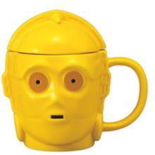 Star Wars 3D mug Cup c-3 PO SAN2351-2