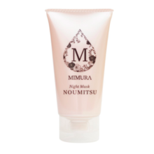 MIMURA NOUMITSU night mask 48 g / Humidity retention cream