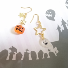Halloween ★ Ghost chan Pierce (Pumpkin)