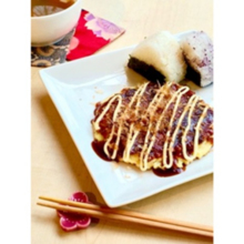 Let's cook Osaka soul food okonomiyaki !!