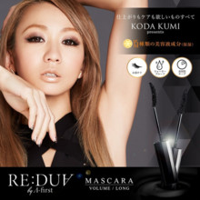 Koda Kumi Mascara Redua Volume Mascara Reducing Alone Mascara RE: DU∀ by A-first