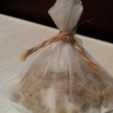 Japanese Herbal bath salt making workshop