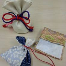 Japanese herbal fragrant sachet making workshop