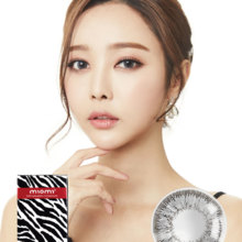 MIOMI gray color contact lenses