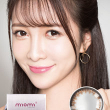 MIOMI ruby color contact lens