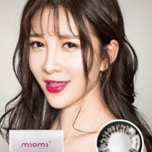 MIOMI COLOR CONTACT LENS Gray