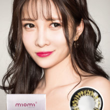 MIOMI COLOR CONTACT LENS GOLD
