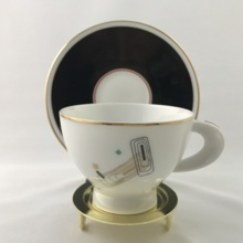 【Antique】 MEITO Coffee Cup & Saucer