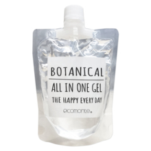98% Natural Ingredients Botanical All-in-one Gel Picomonte [Pouch Type] (180 g) Picomonte
