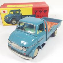 Mazda D-1100 Tin Toy Bandai 1960s Box with beautiful goods Vintage rides