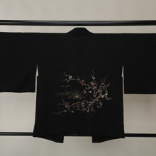 Haori (a half-length Japanese coat)