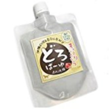Rakuten 1st! Anxious strawberry nose ♪ Dororabyu awashing face 【mail service free shipping】 120 g Okinawa's mud & charcoal & soy milk! Dry awashing face