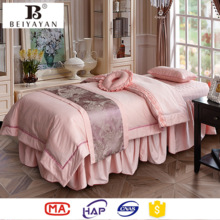 BEIYAYAN 1044 spa microfiber linens bed valances table overlay