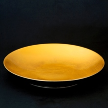 The finest hospitality RIN series golden plate 30 cm (M) -