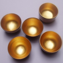 Golden swallow (donation) 5 pieces set
