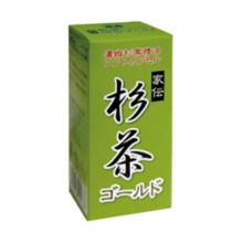 Ichigo cedar tea gold 100 capsules