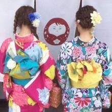Kimono de alquiler [Fácil plan para los días de retorno] en Kanazawa