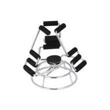 Es'prima silver 3 pack watch stand display stand SE53505MD