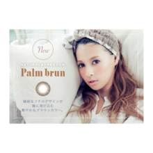 Putia 1 day Palm brun 30 pieces Color Contact lens