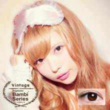 Angelcolor Bambi series 1 month No degree 2 sheets Color contact lens