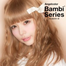 Angelcolor Bambi series Almond 1 month 1 sheet Color contact lens