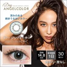 Angelcolor 1 day Virgin quater 30 sheets Color contact lens
