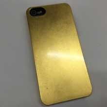 IPhone 5 Gold Cover