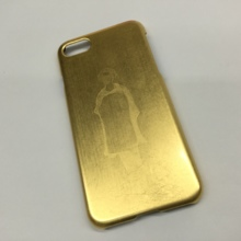 "IPhone 7/8 PLUS cover ""Gold specification"" Maiko"
