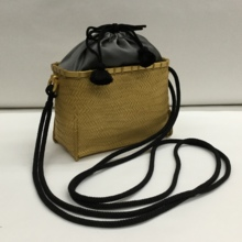 "The finest ""Special Bamboo Bag"" gold gray s"