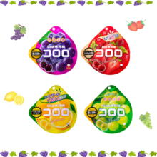 【Free Shipping】 Coro Grape, Strawberry, Lemon, Muscat 4 kinds