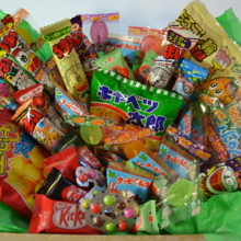 【Free Shipping】 Japanese Candy Assort 55pcs