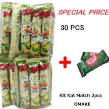 Umbrella Corn Potage Flavor 1set (30pcs)