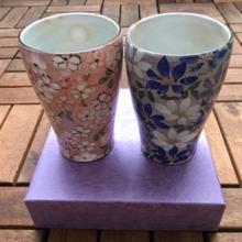 蔵樹   京焼 ビアカップ
