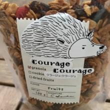 courage オーガニックグラノーラ(プレーン・ココア)