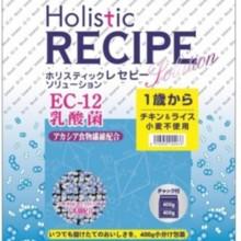 ホリスティックレセピー ソリューション EC-12乳酸菌 1歳から チキン&ライス 6.4kg