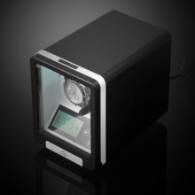 Es'prima automatic mechanical watch winder LED light function shaker ES11302