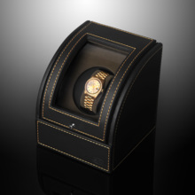 SPI leather single turn automatic mechanical watch winder shaker SP44003