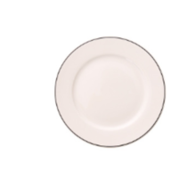 Nordic tableware creative simple 8-inch flat plate