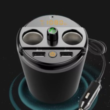 Multi-function car Bluetooth charger player mp3 401E