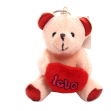 Cute bear plush toy doll machine doll cartoon love doll
