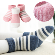 Baby socks thick warm baby cotton socks winter 3 pairs TL-88