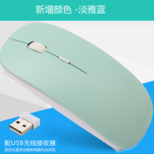 Wireless 2.4G battery mouse