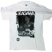 Manchester United KAGAWA Print T-shirt