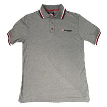 Frankfurt: Polo shirt (gray)