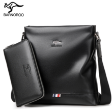 Barno kangaroo men's bag shoulder bag men's shoulder male Messenger bag