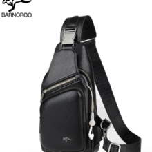 Barno kangaroo new men's casual chest bag riding shoulder bag