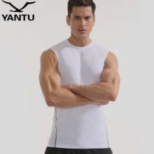 Men's sports vest fitness clothing
