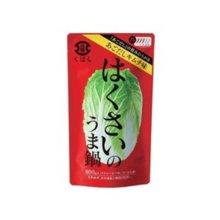 【Kubara Honke】 Cucumber horn hot pot Kimchi taste 800 g 12 in