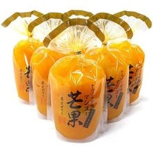 Mango jelly 400 g 6 pieces