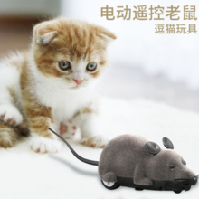 Funny cat toy wireless remote mouse